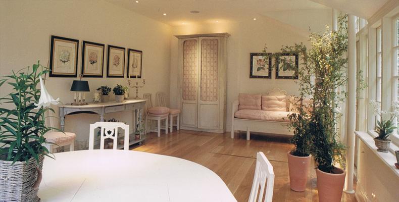 Dining Room Restoration