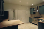Purpose built kitchen & Installation